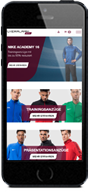 FLYERALARM sports Smartphone