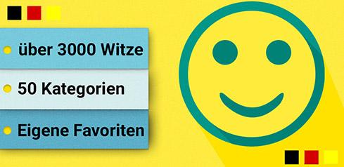 Deutsche Witze XXL - App Entwicklung